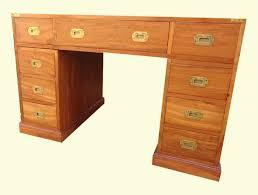 bureau marine ancien anteak meubles anciens teck et meubles contemporains teck