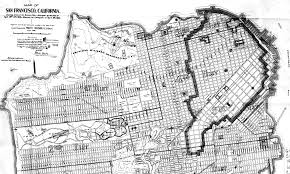 Map Of San Francisco by 110 Years Ago Images From San Francisco U0027s Devastating 1906