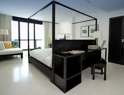 Black Canopy Bed Black Four Poster Bed Australia King Black Canopy Bed Black Four