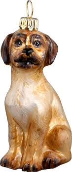 puggle ornament contemporary ornaments by to