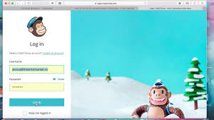 how to create a welcome email in mailchimp a free template youtube