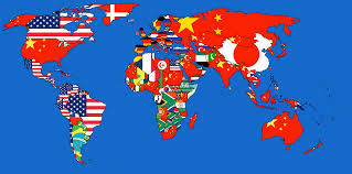Map Of The World Countries The Largest Source Of Imports By Country Brilliant Maps
