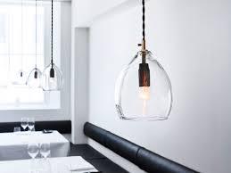 Pendant Lights Buy The Northern Lighting Unika Pendant Light Clear At Nest Co Uk