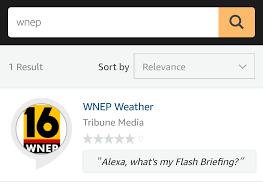 add u0027wnep weather u0027 to your amazon alexa flash briefing wnep com