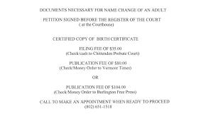 Certification Letter For Name Change Ftmtransition Com Transition U003e Name Change U003e Legal Process