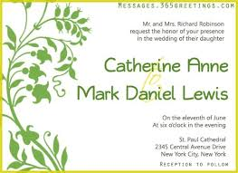 invitation greetings wedding invitation wording sles messages greetings and wishes