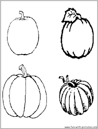 7 images of pumpkins coloring page of 5 free printable pumpkin