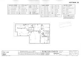 our plans and layout building the porter davis hoffman 39 electrical first
