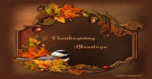 thanksgiving blessing