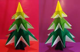 elegant easy origami christmas decorations 25 in modern decoration