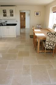 Tile For Kitchen Floor by Dijon Tumbled Limestone Floor Tiles Large Pattern Mrs Bucknall