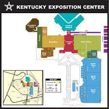 floor plan kentucky exposition center new in 2016