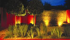 Rgb Landscape Lights Garden Lighing Jpg