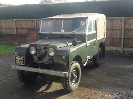 land rover series 1 hardtop 1956 land rover series 1 u201c88 inch u201d coys of kensington