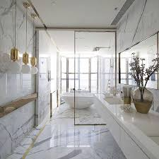 bathroom interiors ideas best 25 glamorous bathroom ideas on marble bathrooms