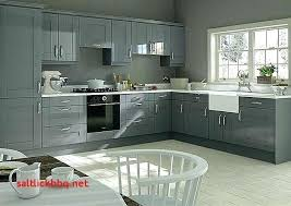 cuisine gris foncé meuble de cuisine gris anthracite meuble de cuisine style industriel
