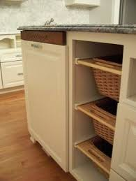 built in trash compactor built in ice machine to replace trash compactor kitchen dining