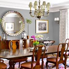 A LightFilled And DetailRich Colonial Remodel Traditional - Colonial dining rooms