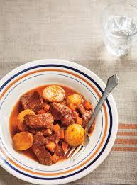 ricardo cuisine mijoteuse mijoté de veau à la tomate et à la sauge spezzatino di vitello con