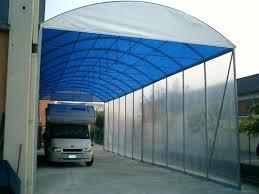 coperture tettoie in pvc coperture in pvc trasparente per tettoie con chiusure cristal su