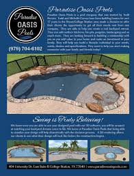 Design Pools Of East Texas by Todd Homes And Paradise Oasis Pools Kristi Fox Satsky Realtor
