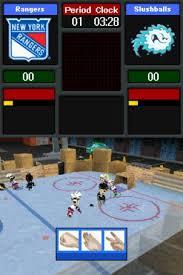 Backyard Sport Games Backyard Hockey Nds Preview