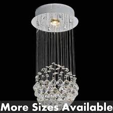 Sphere Ceiling Light Brizzo Lighting Stores Sphere Modern Chandelier Small