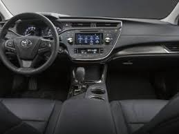 Taurus Sho Interior 2018 Toyota Avalon Vs 2018 Honda Accord And 2018 Ford Taurus
