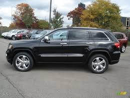 jeep new black 2013 brilliant black crystal pearl jeep grand cherokee overland