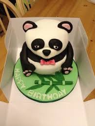 panda cake template 3d panda birthday cake imaginative icing cakepins panda