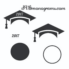 graduation cap frame graduation cap blue 2017