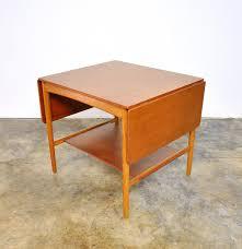drop leaf coffee tables select modern hans j wegner teak and oak at32 drop leaf