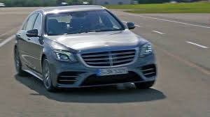 mercede s class mercedes s class 2018 awesome technologies youcar