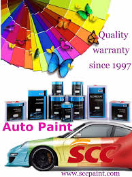 china senior grade like sikken ppg high solid acrylic top car