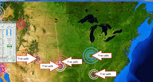 Illinois Time Zone Map by 11 20 2012 U2014 Multiple Fracking Earthquakes Strike The Central And