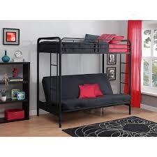 bedroom full single bunk beds double loft bed metal loft bed