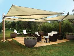 sunshade to enhance outdoor spaces modern contemporary style