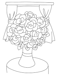 coloring pages download free gardenia flower vase coloring page download free gardenia flower