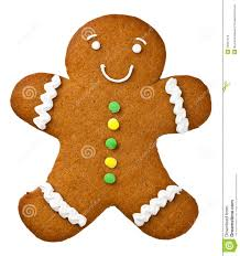 gingerbread man stock photos image 34821413
