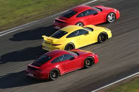 porsche 911 turbo production numbers porsche 911 s gts and gt3 in the comparison a lively 911