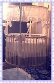 dream on me round crib bedding round designs