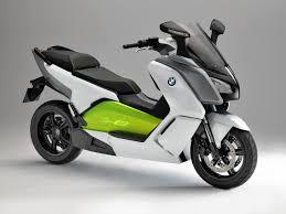 bmw form claymoto bmw c evolution electric scooter 2012
