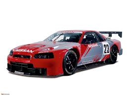 nissan skyline gt r jgtc race car bnr34 1999 u20132003 nissan