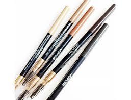 Berapa Pensil Alis Revlon eyebrow kit multifungsi terbaru revlon colorstay brow pencil