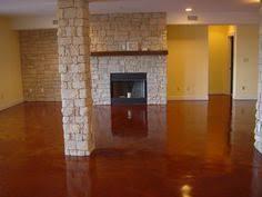 Concrete Sealer For Basement - acid stain concrete home renovation beautiful in basement