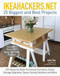 the ikeahackers book is out now u0026 my ikea hack bed is featured