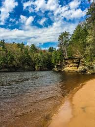 Map Of Wisconsin State Parks by Wisconsin Explorer Hiking At The Dells Of The Wisconsin Sna