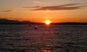 Solstice Park West Seattle by Pacific Northwest Seasons Golden Gardens Sunset Seattle