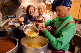 Soup Kitchen Long Island by After 14 Years At Soup Kitchen Dan Saul Retires South Whidbey