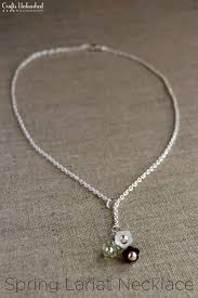 diy necklace making images Diy lariat necklace tutorial crafts unleashed jpg